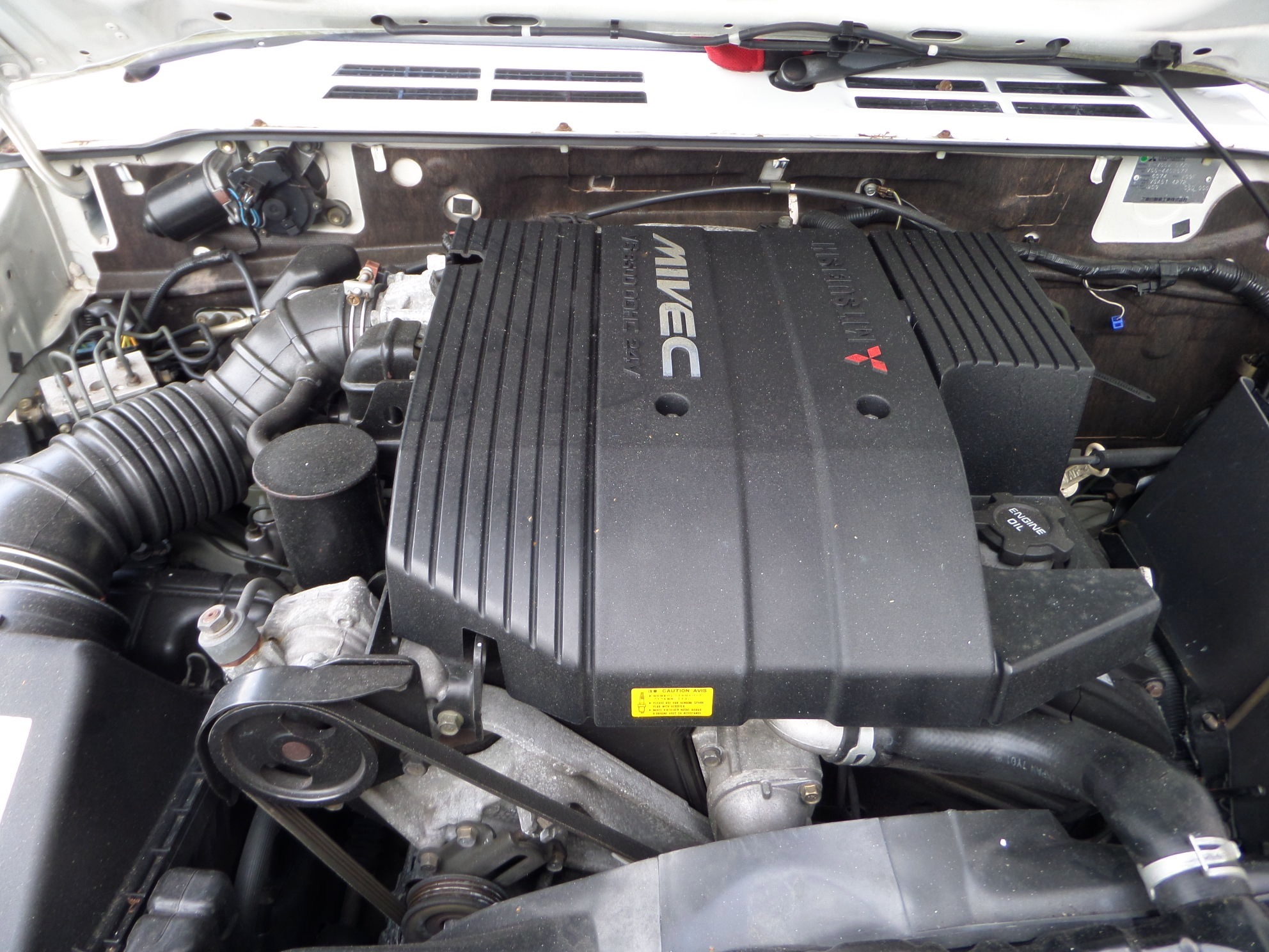 Mitsubishi Pajero Evolution 6g74 Engine Long Block Motor 3