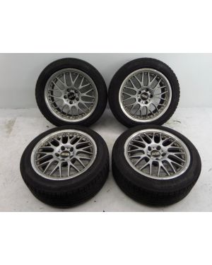 """BBS 17"""" RS Forged Wheels 5x114 Toyota Supra MK4 Nissan 240 Silvia 300ZX Mustang"""