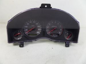 Nissan Skyline GT-T JDM RHD 4 DR Instrument Cluster Speedo 137K KMS KPH R34