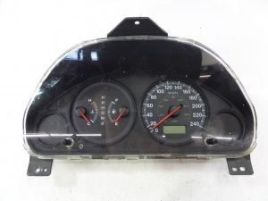 03 Honda Civic Instrument Cluster Speedo Gauges OEM 5 Speed
