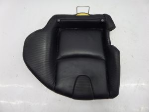 Mazda RX-8 Right Rear Leather Base Seat Black SE3P 04-08 OEM Can Ship