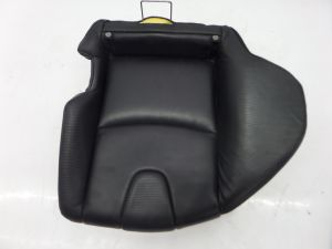 Mazda RX-8 Left Rear Leather Lower Bench Seat Black SE3P 04-08 OEM Can Ship