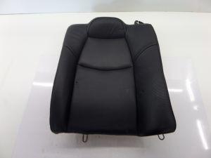 Mazda RX-8 Left Rear Leather Upper Back Seat Black SE3P 04-08 OEM Can Ship