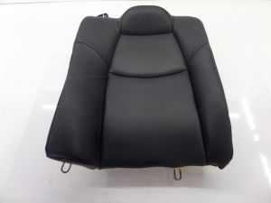 Mazda RX-8 Right Rear Leather Upper Back Seat Black SE3P 04-08 OEM Can Ship