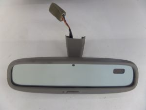 Lexus IS300 Compass Auto Dim Rear View Mirror Grey 00-05 OEM