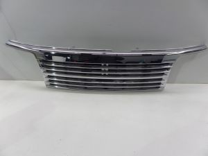 Nissan Elgrand JDM RHD Front Grille Grill Chrome E50 97-02 OEM