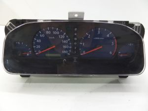 Nissan Elgrand JDM RHD Instrument Cluster Gauges E50 VE000 24810 VE011 KMS KPH