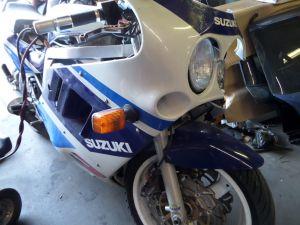 Suzuki GSXR 1100 K Engine Motor Transmission 88-89 Video Broken Mount