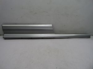 Nissan Elgrand JDM RHD Right Side Skirt Rocker Panel Silver E50 VE000 97-02