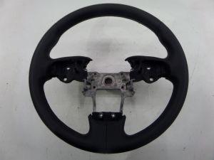 Acura Leather Steering Wheel Black OEM