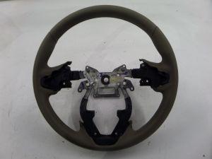 Acura Leather Steering Wheel Tan OEM