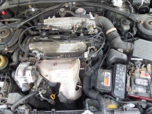 92-95 Toyota Celica ST183 2.2L 5S-FE 115K Engine Motor Recent Timing Belt