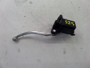 2011 Honda CBR250 Right Brake Lever & Reservoir Tank OEM