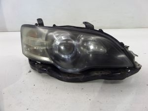 05-09 Subaru Legacy JDM RHD Right Xenon HID Headlight BP BL OEM