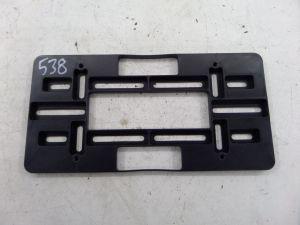 Honda Civic SiR License Plate Bracket EP3 02-05 Aftermarket