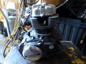 Honda Night Hawk Engine Motor OEM 49K KMS