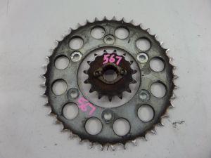 Ducati ST2 Sprocket 98-03 OEM