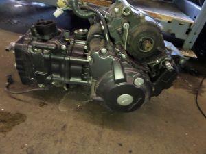 2011 Honda CBR250 4K Engine Motor OEM MC41E-2005357