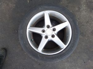 "Acura RSX Type-S 16"" Single Wheel 02-06 OEM S6M 665A Tire Bald 5 x 114.3"