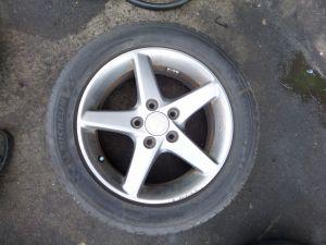 "Acura RSX Type-S 16"" Single Wheel 02-06 OEM S6M 665A 5 x 114.3 Tire Bald"