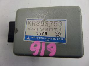 98 Mitsubishi Pajero Evolution JDM RHD Door Mirror Control Relay V55W MR309753