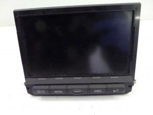 Subaru Legacy GT JDM RHD GPS Info Display BP BL 05-09 OEM 86281AG000