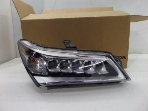 14 15 16 Acura MDX LED Headlight OEM 33100-TZ5-C01 Broken Tabs Canadian Spec