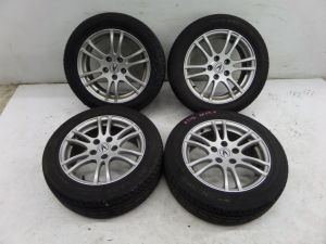 "Acura RSX 16"" Wheels DC5 02-06 OEM Good Tires"