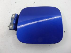 Acura RSX Fuel Gas Door Blue DC5 02-06 OEM