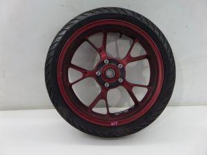 Kawasaki Ninja ZX-14 Front Wheel Rim 06-11 OEM