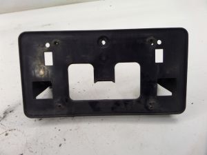 Acura RSX Front Bumper License Plate DC5 05-06 OEM 71145-S6M-A020-M1