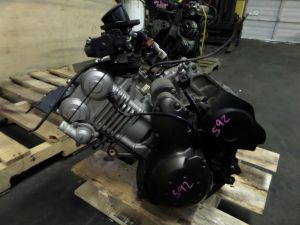 Kawasaki Ninja 650 R Engine Motor ER-6f EХ-6 06-08 OEM Broken Cover