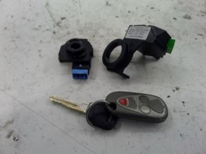 Honda Ignition Key w/ Lock Module OEM 25001031905A