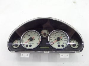 Mazda Miata MX-5 115K KMS KPH Instrument Cluster Speedo Gauges NB 01-05 OEM