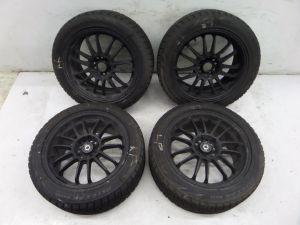 "17"" Konig Runway Wheels 5 100 112 8"" ET46 Subaru Impreza STI GR 08-14"
