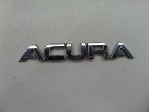 Acura RSX Emblem DC5 02-06 OEM #:819