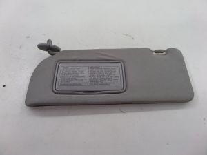 Acura RSX Left Sun Visor DC5 02-06 OEM
