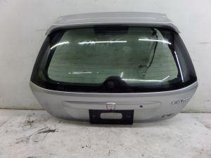 Honda Civic SIR Hatch Trunk Silver EP3 02-05 OEM
