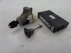 Subaru Impreza Key Ignition Switch Cylinder GH 08-14 OEM