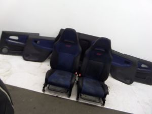 Subaru Impreza STI Seats GD 01-07 OEM