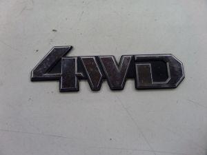 Mitsubishi Delica L300 4WD Emblem 86-94 OEM