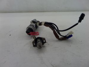 Subaru Legacy GT JDM RHD Key Ignition Switch Cylinder & Door Lock BH B4 00-04 OEM