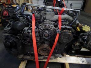 02-03 Subaru Impreza WRX EJ20 Engine Motor OEM 2.0L (VIN 2, 6th digit, turbo)