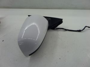 06-08 Audi A3 Right Side Door Mirror White 8P OEM