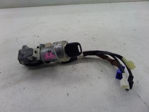 Subaru Forester XT JDM RHD Key Ignition Switch Cylinder SG5 03-08 OEM