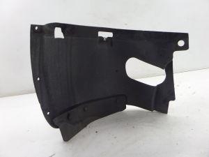 Audi A3 Left Front Fender Liner Corner 8P 06-08 OEM 8P0 821 191 B