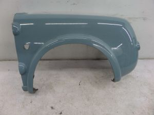 Nissan Pao Right Front Fender Blue 89-91 OEM