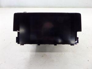 Honda Civic Type R GPS Info Display Stereo Radio Deck FK4 FK7 17-20 39101-TGH-M1