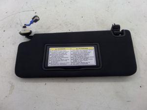Honda Civic Type R Left Sun Visor Black FK4 FK7 17-20 OEM
