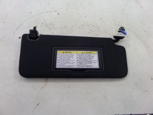 Honda Civic Type R Right Sun Visor Black FK4 FK7 17-20 OEM
